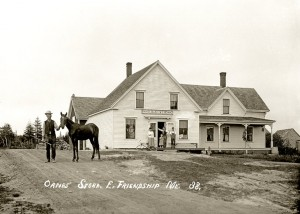 Ornes' Store, E. Friendship, Me