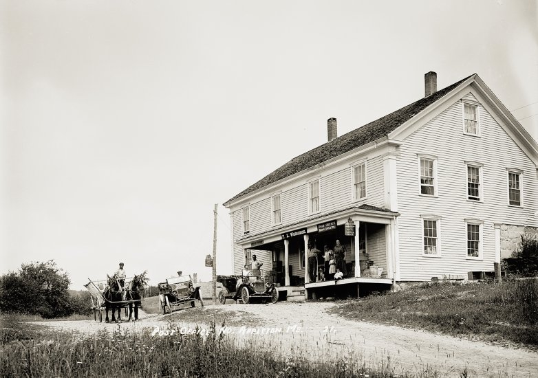 North Appleton General Store and Post Office (uncaptioned)