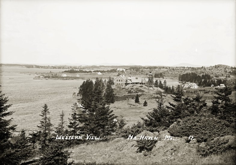 Western View, No. Haven, Me