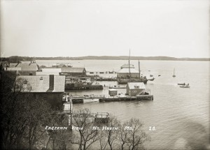 Eastern View, North Haven, Me