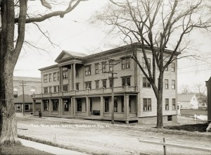 The New Knox Hotel, Thomaston, Me