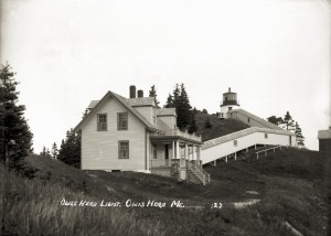 Owl's Head Light