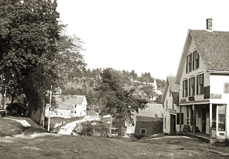 McLains Mills (Appleton Village), Me