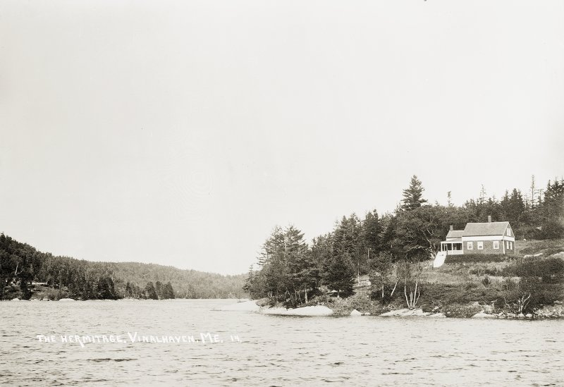 The Hermitage, Vinalhaven, ME