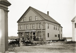 L. O. Hanley Store, So. Thomaston, Me