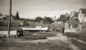 Low Tide at Port Clyde