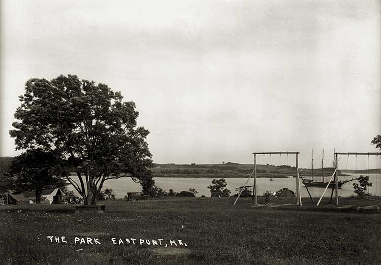 The Park, Eastport, Me.