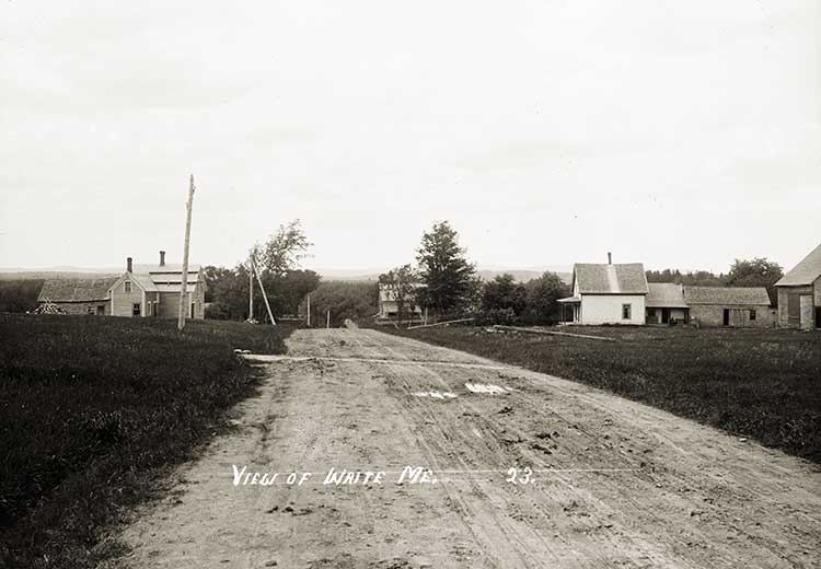 View of Waite, Me.  23.