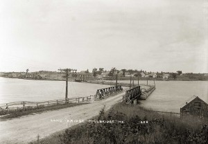 Long Bridge, Millbridge, Me.  228