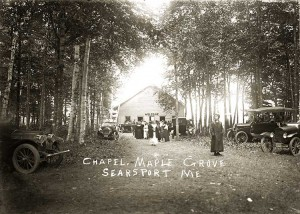 Chapel, Maple Grove, Searsport
