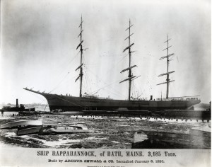 Ship RAPPAHANNOCK of Bath