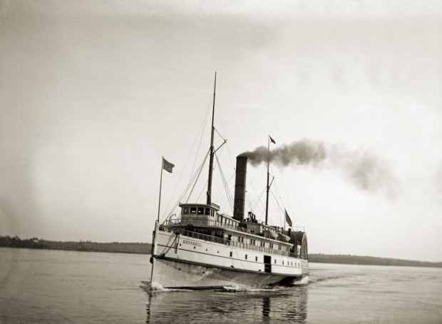 KENNEBEC, Photo Courtesy Penobscot Marine Museum