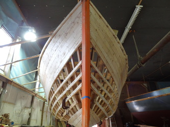 Buxton Boats restoration