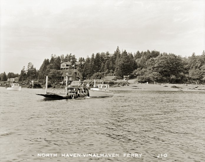 North Haven-Vinalhaven Ferry