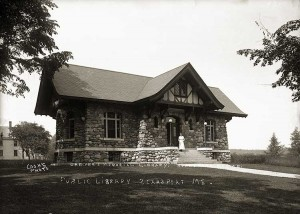 Carvers Memorial Library, Searsport, Maine