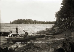 Shore View, Camp Winnecook, Unity, Maine
