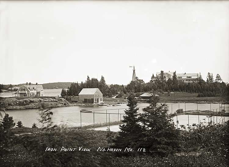 Iron Point View No. Haven, ME 118