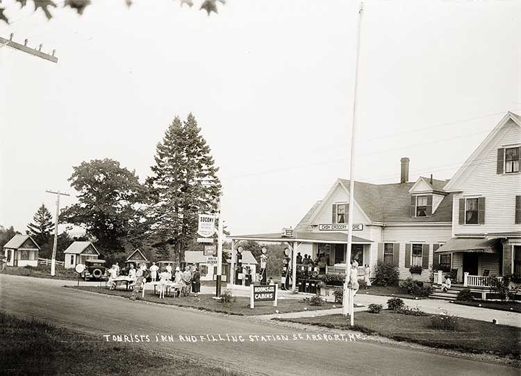 Tourists Inn, Searsport