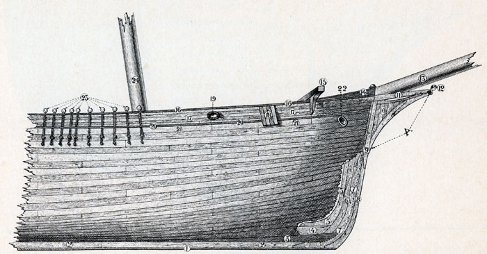 Designing And Building A Wooden Ship Penobscot Bay History Online