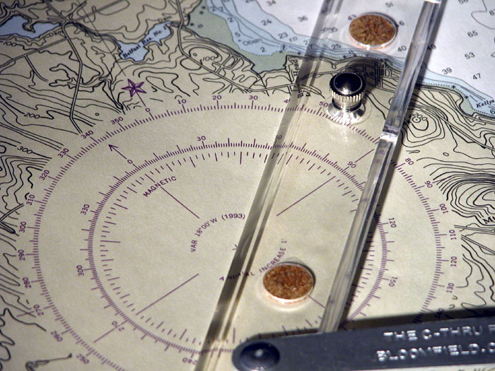 Reading the Compass Course