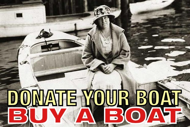 Donate-your-boat