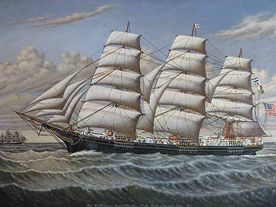 Ship WILLIAM H. CONNER